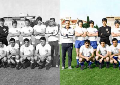 Hajduk - image processing - Studio AKVARIJ