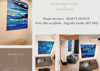 print fotografija na platnu